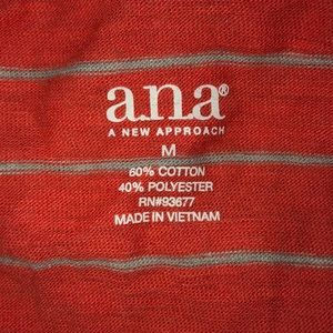 Ana Ling Sleeve T-Shirt Size M
